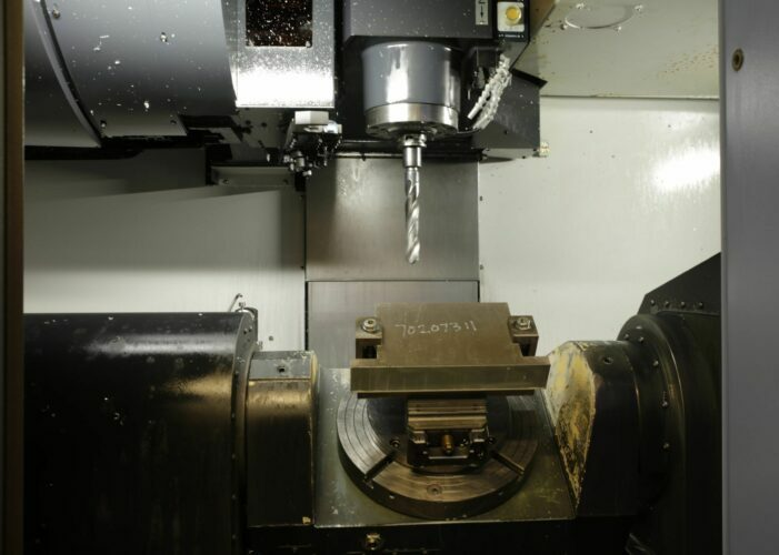 Sub contract - 5 Axis Machining Centre