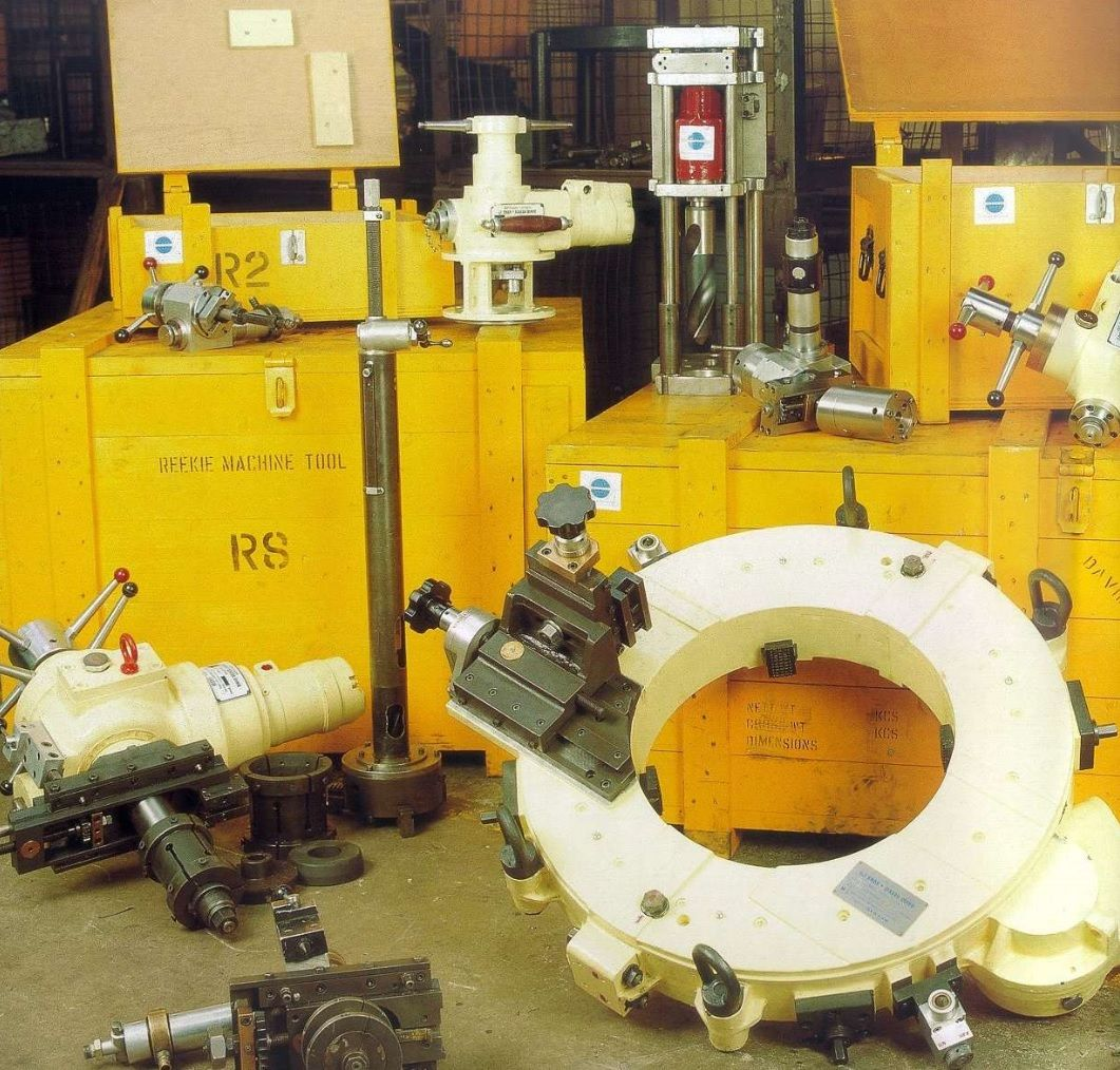 insitu machining machine tools