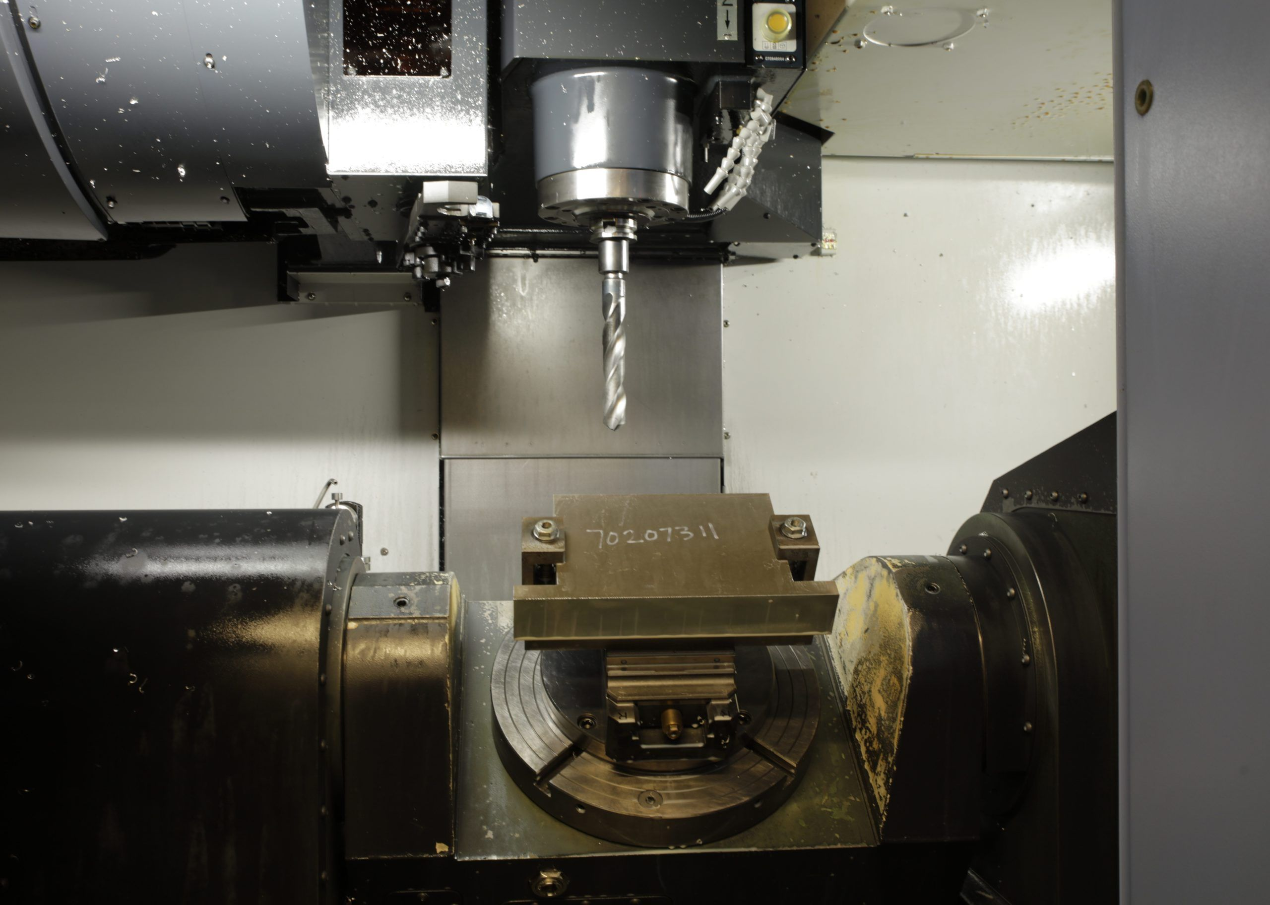 Sub Contract 5 axis machining centre