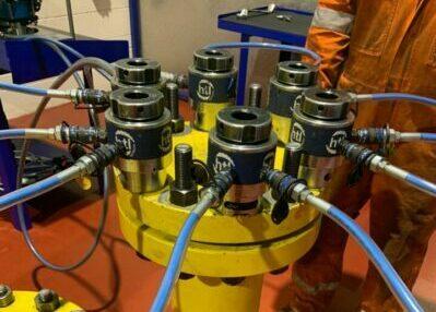 Hydraulic Bolt Torque & Tensioning